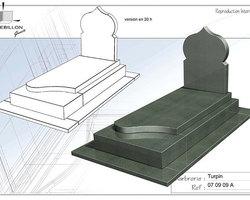 Pompes funèbres Turpin - Argenteuil - Nos réalisations